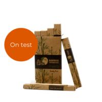 Brosse à dent bambou zéro déchet