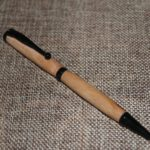 stylo bille cep de vigne recyclé made in france
